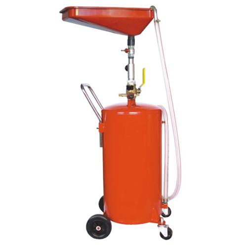 18 Gallon Pneumatic Waste Oil Drainer Self Evacuating