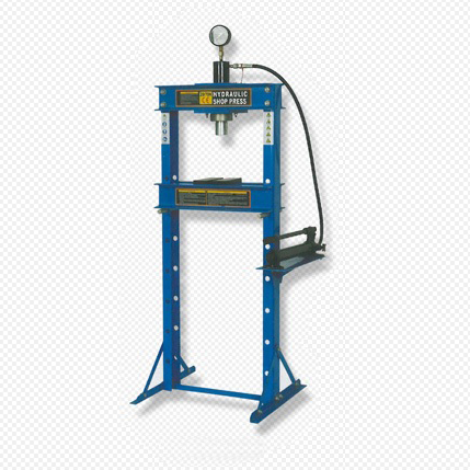 20 Ton Hydraulic Garage Shop Press