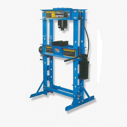 Heavy Duty Shop Press 50 Ton