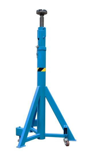 mobile column lift support