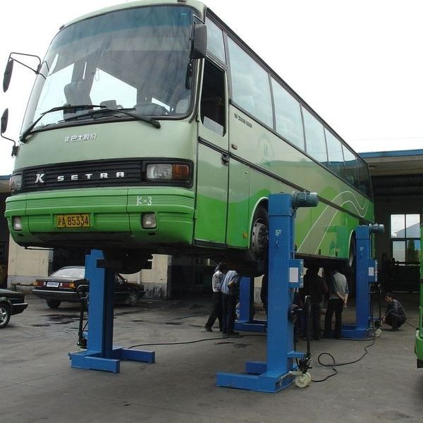 Heavy Duty Bus Truck Lift