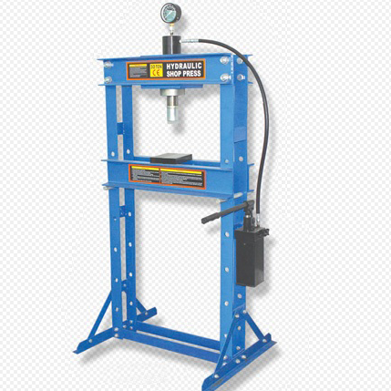 30 Ton Heavy Duty Shop Press