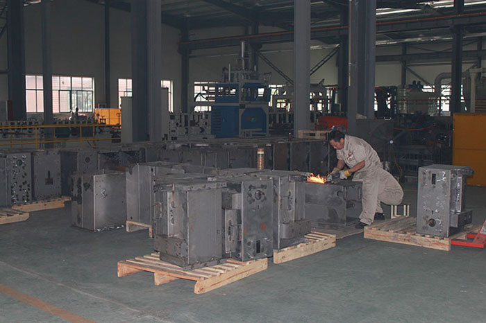 wheel balancer factory