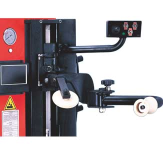 vehicle tyre changer