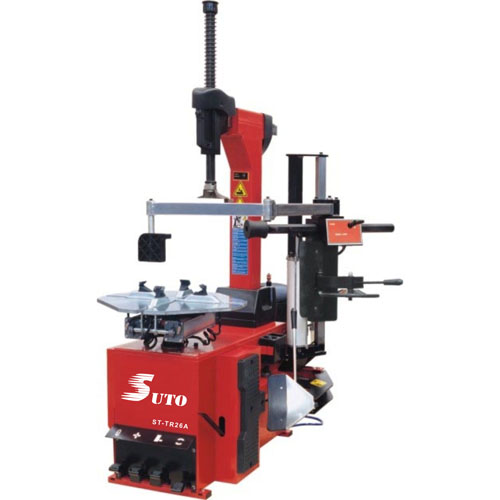 ST-TR26A Automatic Tyre Changer Tilting Column