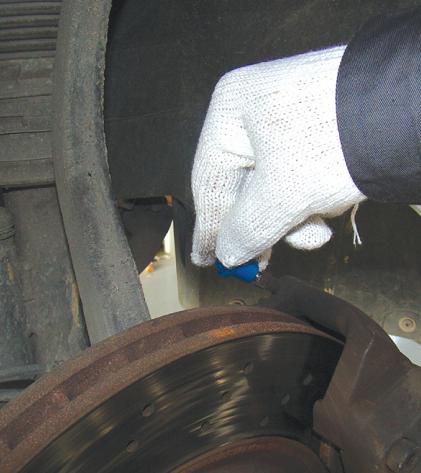 car chassis repair system