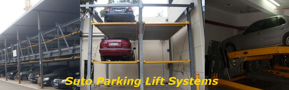 Suto car parking lift systems
