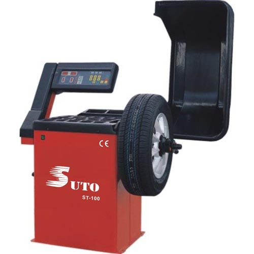 ST-100 Garage Tyre Wheel Balancer