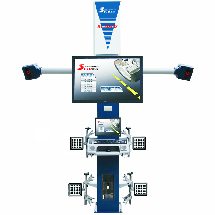 ST-3D602 Four Wheel Aligner, 3D Wheel Alignment System