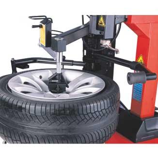 automobile tyre wheel changer