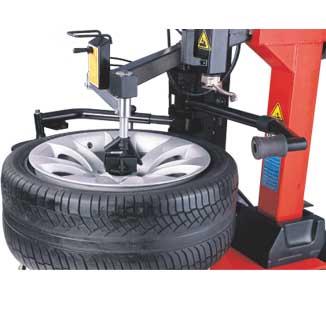 tyre changer, tire changer