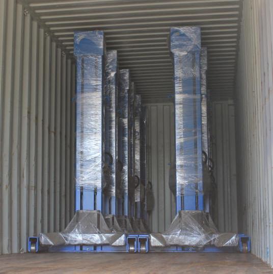 mobile column lift