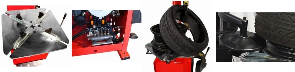 tire changer, tyre changers