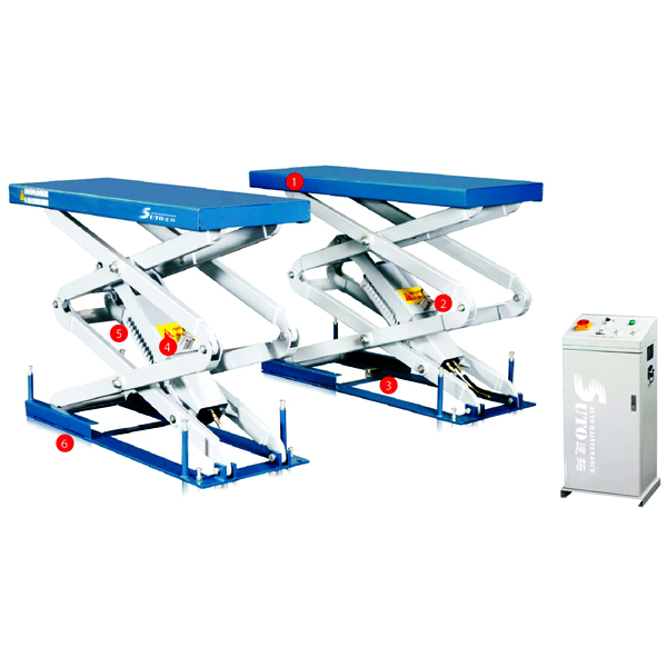 Automotive Scissor Lift