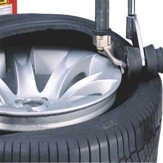 tyre changers shop equipment