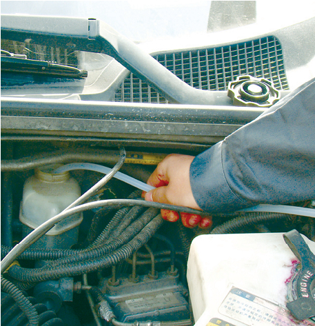 vehicle chassis repair system