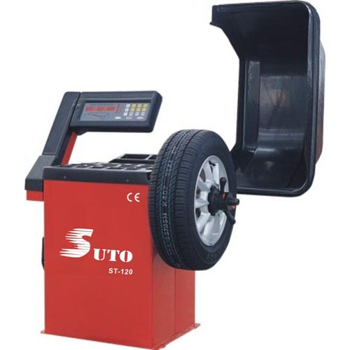 ST-120 Garage workshop Wheel Balancer